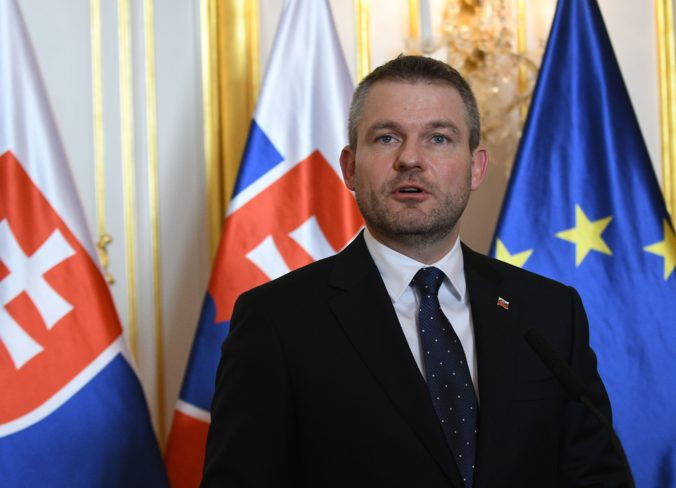 Nemecko je dôležitý obchodný partner Slovenska, Pellegrini je znepokojený spomalením rastu ekonomiky