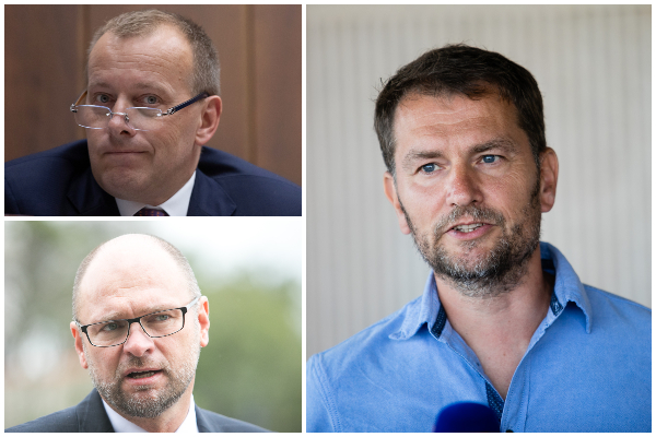 Opozícia reaguje na komunikáciu Mariana K., Matovič neverí v údajne náhodné stretnutie s Bugárom