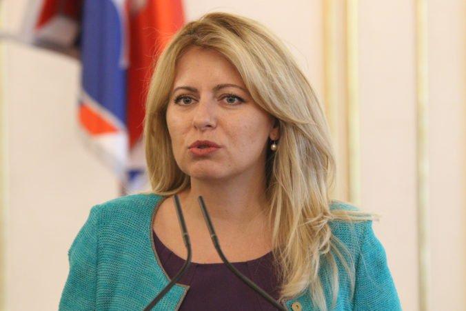 Prezidentka Čaputová navštívila Žilinu, zaujímala sa o sociálne témy aj dopravu v kraji