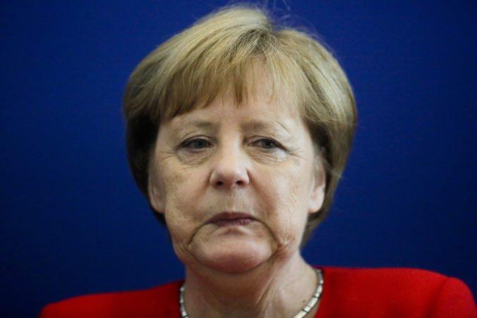 Podľa Merkelovej je dohodnutý odchod Veľkej Británie z Európskej únie ešte stále možný