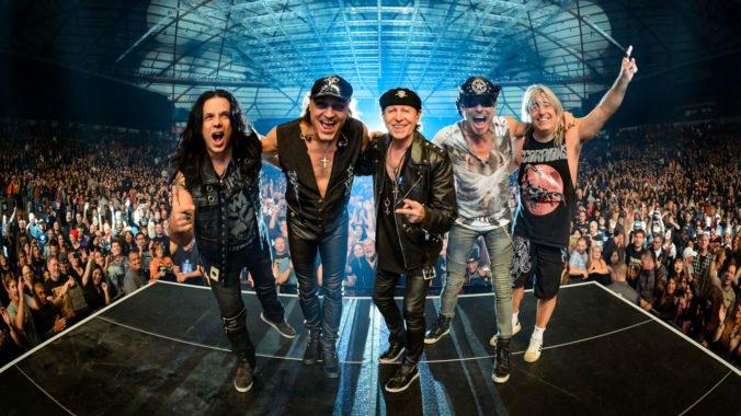 Rockeri sa majú na čo tešiť, Scorpions ohlásili záujem o stretnutie so slovenskými fanúšikmi