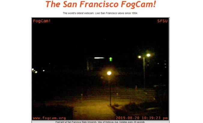 V San Franciscu vypnú najstaršiu webkameru, bola takmer nepretržite zapnutá 25 rokov
