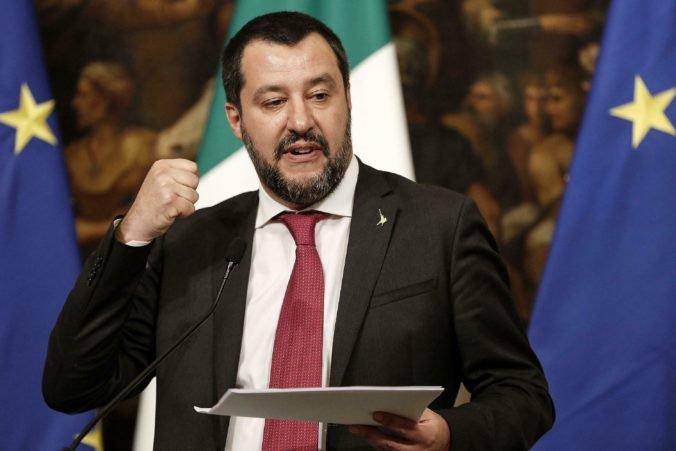 Matteo Salvini je otvorený zmenám vo vláde v záujme oživenia koalície