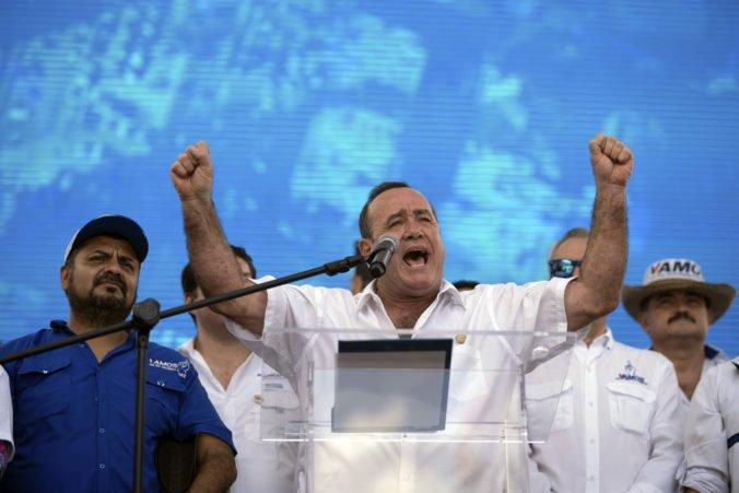 Novým prezidentom Guatemaly bude Giammattei, Najvyšší volebný tribunál schválil výsledky volieb