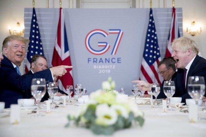 Premiér Johnson si získal dôveru prezidenta Trumpa, ktorý schválil jeho prístup k brexitu