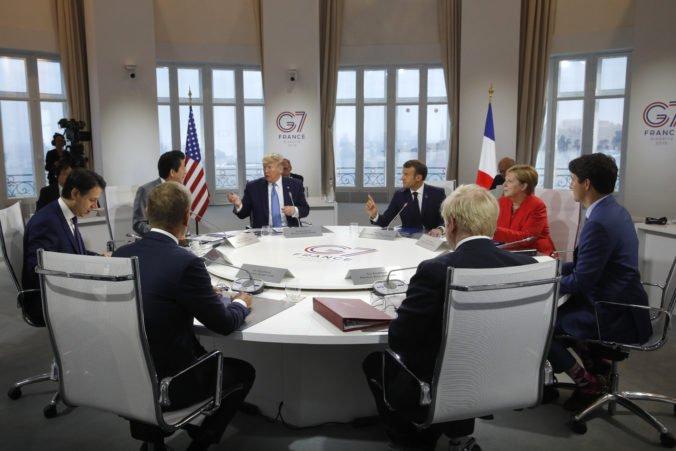 Lídri G7 pomôžu Brazílii v boji s požiarmi a s obnovou pralesa, blížia sa k dosiahnutiu dohody
