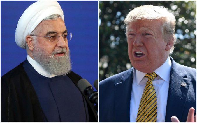 Trump je pripravený stretnúť sa s iránskym prezidentom, sankcie zatiaľ neplánuje zmierniť