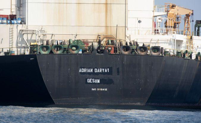 Zadržaný supertanker pri Gibraltári zmenil meno aj majiteľa, ten rozhodne o konečnej destinácii lode