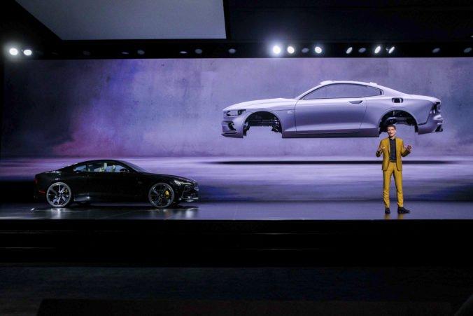 """""""Dcéra"""" automobilky Volvo otvorila závod v Číne, elektromobil Polestar 1 chce predávať aj v Európe"""