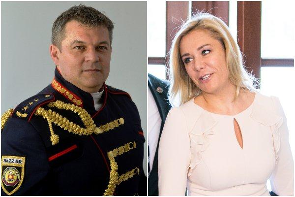 Novým šéfom hasičov sa stal Nereča, do funkcie ho vymenovala ministerka Saková