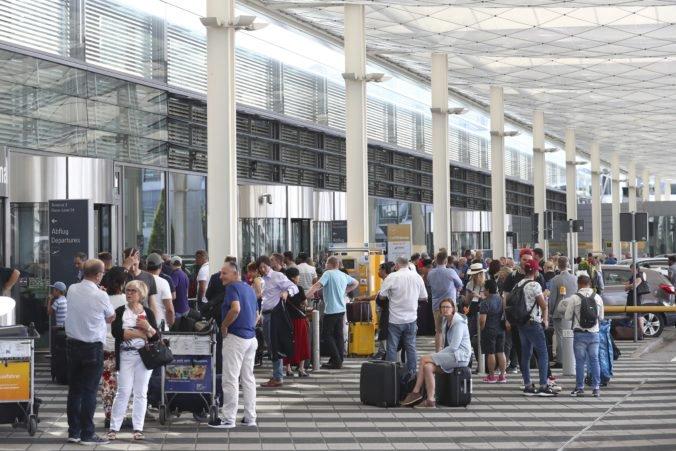 V Mníchove zatvorili časti letiska, dôvodom je policajná akcia