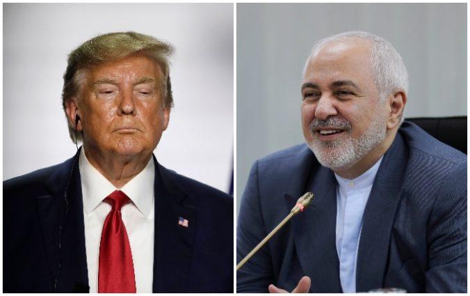Iránsky líder sa stretne s Trumpom, až keď Spojené štáty prestanú s ekonomickým terorizmom