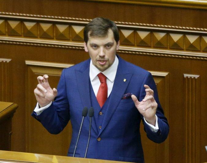Oleksij Hončaruk je novým premiérom Ukrajiny, vo vláde nikomu nedovolí kradnúť
