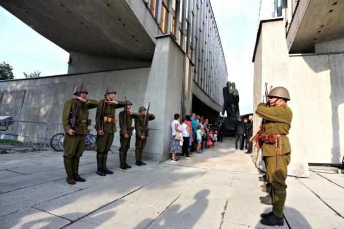 Pamätníky pred oslavami 75. výročia SNP stihli obnoviť, rozšírili aj výstavné priestory múzea