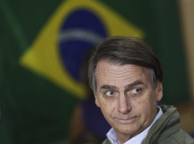 Brazílsky prezident Bolsonaro chce v OSN prediskutovať požiare v Amazonskom pralese