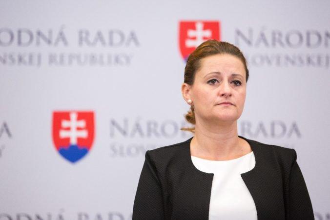 Fico legitimizuje hanlivé a fašistické výroky, Blahová reaguje na jeho nepriamu obhajobu Mazureka