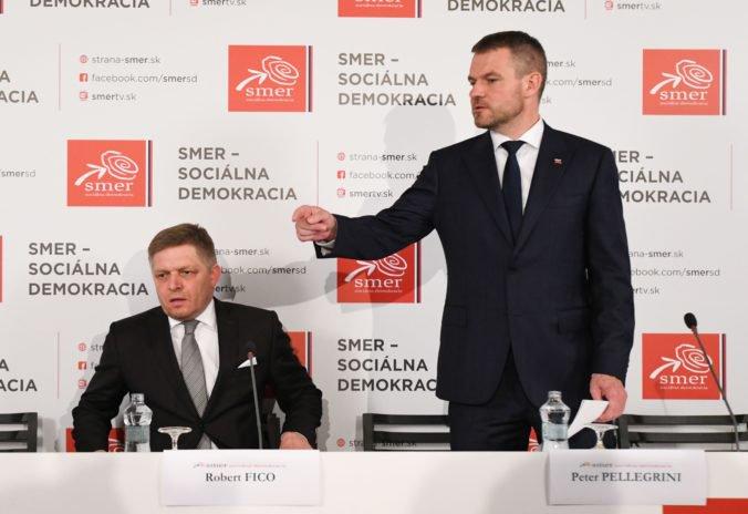 Premiér Pellegrini nesúhlasí s Ficovou obhajobou Mazureka, fašizmus nemá miesto v spoločnosti