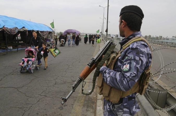 Bagdadom otriasli štyri bombové útoky, explózie si vyžiadali niekoľko zranených