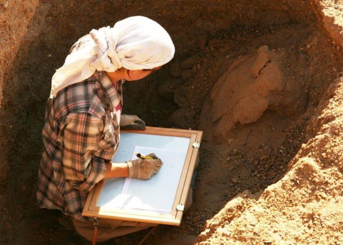 Slovenskí egyptológovia z poľsko-slovenskej archeologickej misie urobili pozoruhodný objav