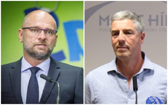 Jankovská mala odísť už skôr, Sulík a Bugár sa vyjadrili aj k voľbe kandidátov na ústavných sudcov