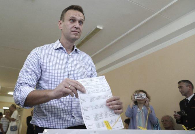 Kandidáti podporovaní Navaľným získali v moskovskom zastupiteľstve takmer polovicu kresiel