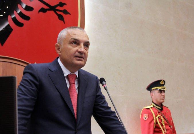 Parlamentná komisia vypočúvala albánskeho prezidenta, dôvodom je pokus o zrušenie júnových volieb