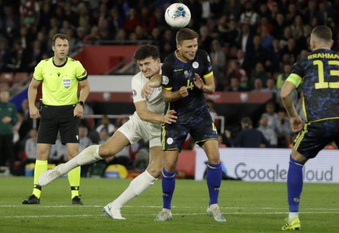 """Anglicko a Kosovo odohrali bizarný zápas v kvalifikácii o Euro 2020, zrodil sa """"hokejový"""" výsledok"""