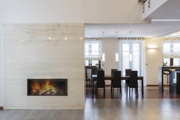 Dokonalý prírodný materiál travertín vám zmodernizuje interiér, ale aj exteriér