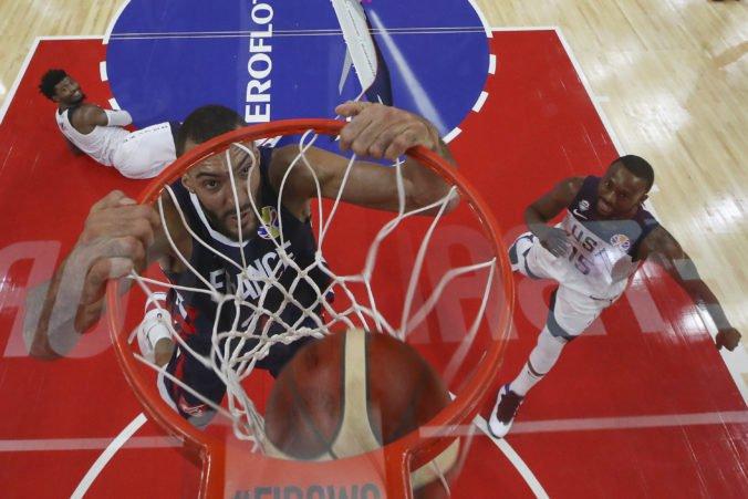 Francúzsko sa postaralo o veľké prekvapenie, USA končia už vo štvrťfinále MS v basketbale