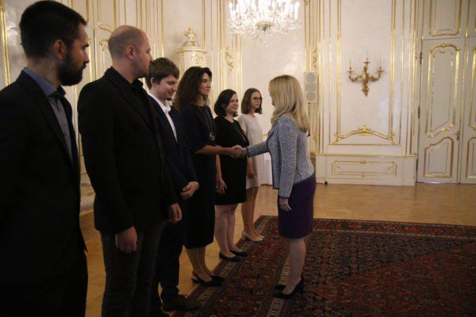 Klimatická kríza je jednou z hlavných priorít prezidentky Zuzany Čaputovej