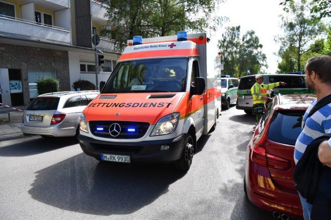 Mestom Düsseldorf otriasol výbuch, pri explózii domu zahynul dôchodca a zranila sa tehotná žena
