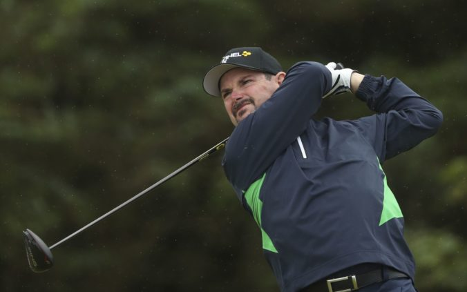 Rory Sabbatini sa stal víťazom medzinárodných majstrovstiev Slovenska v golfe