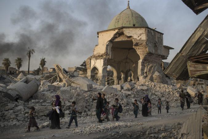 UNESCO plánuje obnoviť slávnu mešitu v Mósule, v roku 2014 v nej vyhlásili islamský kalifát