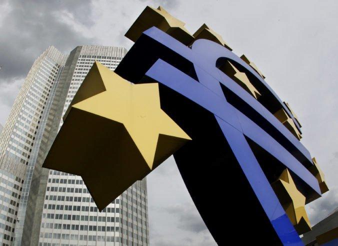 Európska centrálna banka zhoršila prognózu ekonomického rastu eurozóny, budú aj nové stimulačné opatrenia