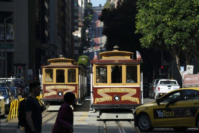 Legendárne lanovky v San Franciscu nebudú dočasne premávať, prevodovky prejdú poslednými opravami