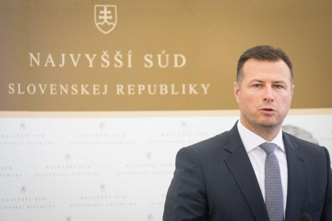 Ak sa bude voľba šéfa Najvyššieho súdu SR naťahovať, minister Gál zváži vlastného kandidáta