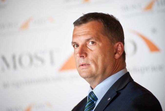 Bývalý europoslanec József Nagy opustil Most-Híd, pripojí sa k novému hnutiu Spolupatričnosť