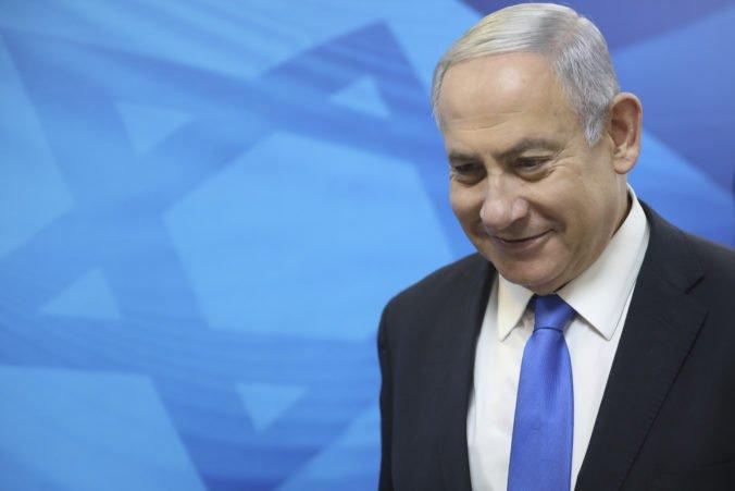 Facebook potrestal stránku premiéra Netanjahua za nenávistný príspevok