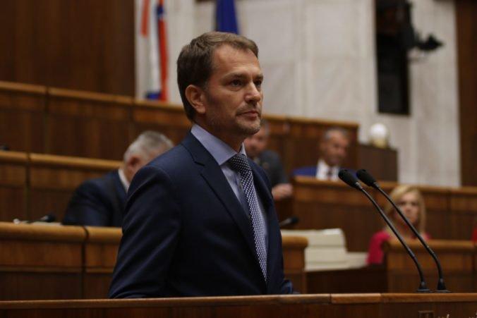 Matovič označil Pellegriniho za najzbytočnejšieho premiéra, ktorý za rok a pol nespravil nič