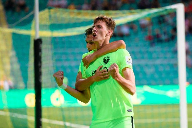 Domácim tímom sa vo Fortuna lige nedarilo, Žilina je neporazená aj po zápase v Zlatých Moravciach