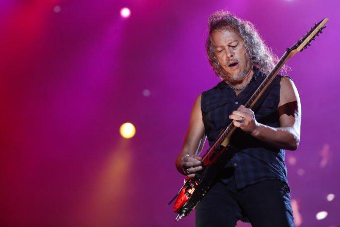 Gitarista Kirk Hammett z kapely Metallica sa chce vrhnúť na film, rád by nakrútil horor
