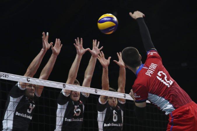 Slovenskí volejbalisti uspeli v druhom vystúpení na majstrovstvách Európy, otočili duel s Rakúskom