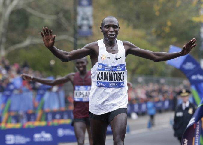 Kamworor je novým svetovým rekordérom v polmaratóne, doterajšie maximum zlepšil o 17 sekúnd