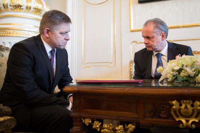 NAKA zastavila trestné stíhanie vydierania exprezidenta, Fico sa podľa Kisku usvedčuje sám