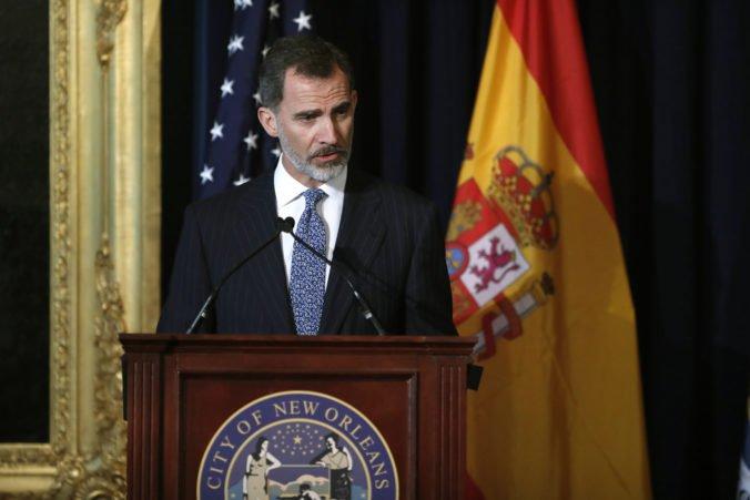 Španielsky kráľ Filip VI. sa stretol s politickými lídrami, bude rokovať aj s premiérom Sánchezom