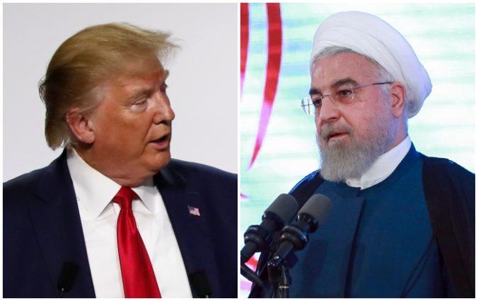 Stretnutie Trumpa s Rúháním v New Yorku nie je na programe, ale Washington je rokovaniam otvorený