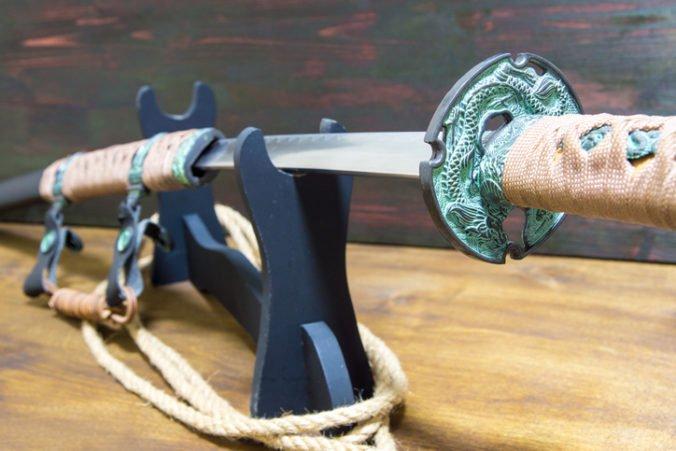 """Ženu ohrozoval japonským mečom, """"samuraj"""" sa v superrýchlom konaní postavil pred sudcu"""