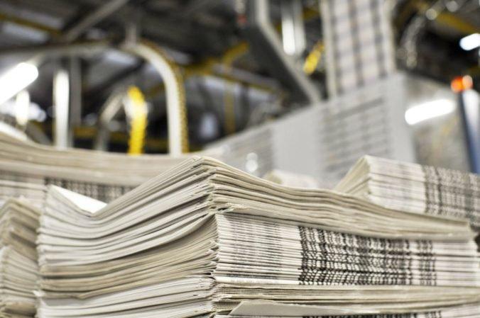 Tlačené denníky budú mať nižšiu daň z pridanej hodnoty, poslanci schválili návrh Dankovej SNS