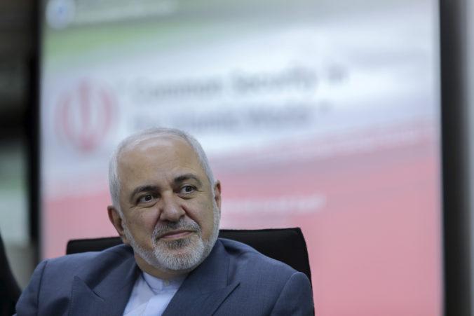 Útok na Irán bude znamenať totálnu vojnu, minister Zaríf vyslal tvrdé varovanie