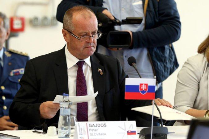 Gajdoš sa zúčastnil na Dňoch NATO v Ostrave, nechýbala ani stíhačka MiG-29 a vrtuľník Black Hawk